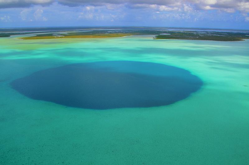Amy Caicos Photography   The Blue Hole, Middle Caicos